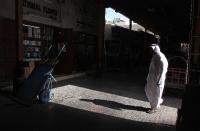 Old souk, Deira Dubai. Photographer: Shihab